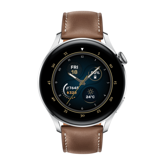 Huawei Watch 3 Stainless Steel