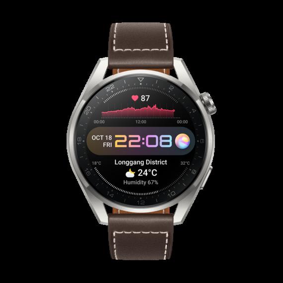 Watch 3 Pro Titanium Gray